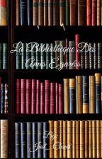 La bibliothèque des âmes égarées by Just_Clem8