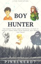 Boy Hunter by pixelnerd7