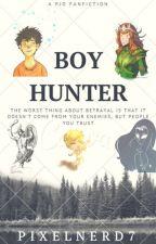 Boy Hunter by pixelnerd7