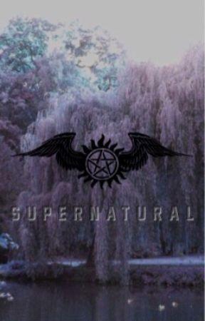 Supernatural;  imagines  by singersangel