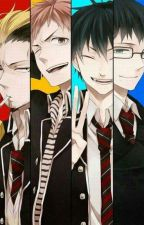 ו~ Imagenes: Ao no Exorcist/Blue Exorcist~•× by Zimoku_Otsutsuki