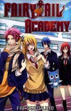 Fairy Tail Academy  by FridayNight27