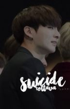 suicide;; Jungkook by Rottava