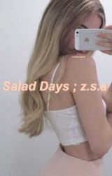 salad days - zach abels by -prettyzeeko