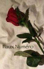 Faux Numéro. Kim Taehyung. by _theadorable_
