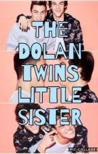 Dolan Twins Little Sister ✔️ by thebritishcupcake