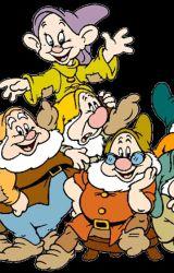 The Seven Dwarfs by Daisy2704