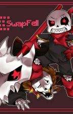 [Fontcest] Swapfell: Amor y Dolor by BlancaCastro8