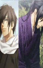 Different Times Saito X Reader X Hijikata X Souji X Shinsengumi by Blackcat_Lilla