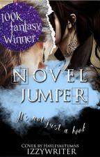 Novel Jumper by izzywriter2