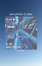 rare photos 2; phan by minisuji
