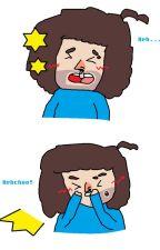 Stuck Sneeze by GrumpBump69