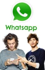 Whatsapp » Larry by MyCurlyHazz