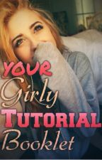 Your girly tutorial booklet by princess_lilly