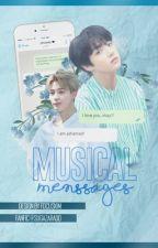 Musical Messages [ jjk + pjm ]  by sugazarado