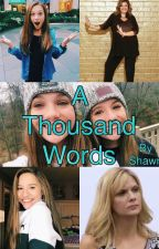 A Thousand Words (A Dance Moms Fanfiction) by SiwaSwift