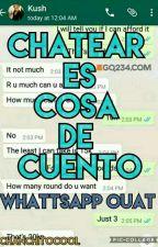 Chatear es cosa de cuento...|WattsApp OUAT by -Potterica4Ever-
