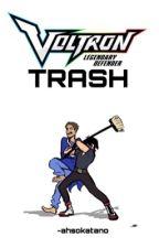 razzle dazzle ➴ voltron trash by elizabethsolsen