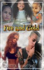 Fire and Gold (Lesbian Story) by mxtches