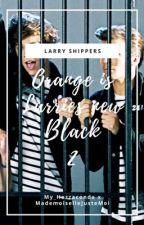 Orange is Larries new Black 2 by ElementHarry