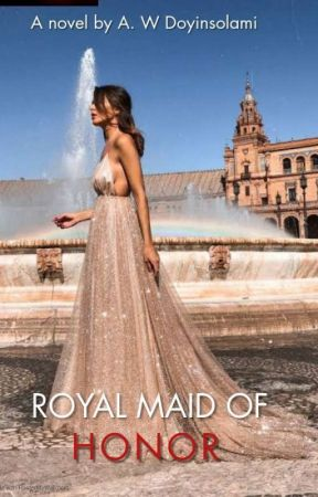 Royal Maid Of Honor by MiizDee