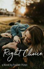 Right Choice  by FaDillah701