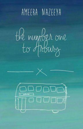 the number one to arbury by ameeranazeeya