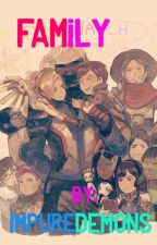 Family | OVERWATCH BOOK | by ImpureDemons