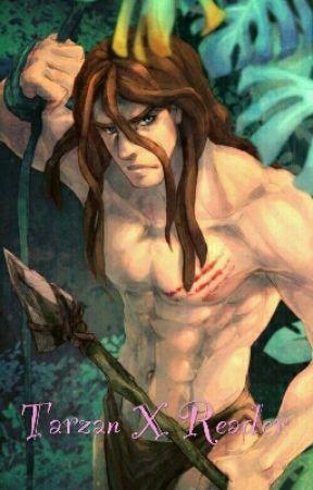 Tarzan X Reader