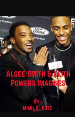Algee Smith & Keith Powers Imagines by mimi_2_cute