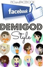 Facebook....... Demigod Style by PJOandFACEBOOK