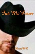 FUE MI ERROR by BeatzRC79