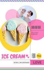 Ice Cream Love (chanbaek) by xoxo_milkshake