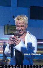 Kpop Chatroom [Boy Group Edition] by 1004angelu