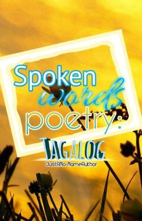 Spoken word Poetry: Tagalog -