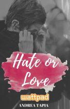 Hate or Love // Alan Walker y tu / Zara/ © - BORRADOR* by LAST-MUSIC
