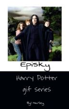 Episky / Harry Potter gif series - H.Q by gerardsdye