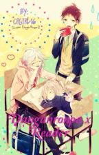 Danganronpa x reader  by CPGirl16