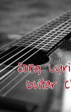 Song Lyrics and Chords by geo_kaylo