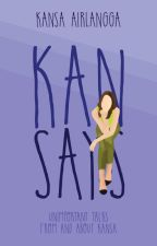 kansays: unimportant talks by kannanpan