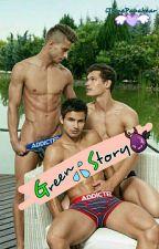 Green Story by itsMePapabear
