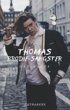 Thomas Brodie-Sangster x Reader (Imagines) by leahleewckd