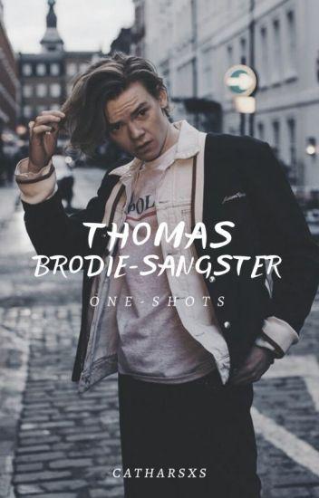 Thomas Brodie-Sangster x Reader (Imagines)