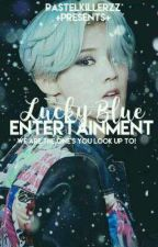 「 Lucky Blue Entertainment 」 by PastelKillerzz