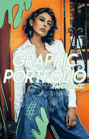 Graphic Portfolio  by Fandomacc