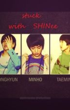 stuck with SHINee by kkbunnyboo
