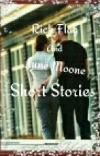 Rick Flag and June Moone Short Stories by Cara_Clearwater