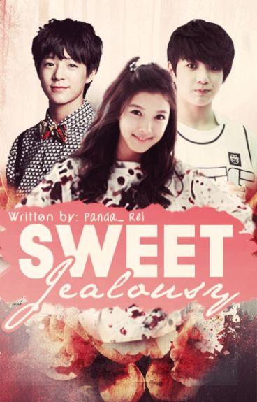 Kpop Book Cover Wattpad : Sweet jealousy kpop ff fin lazy me hiatus wattpad