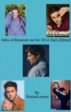 Rumeurs et Infos sur les 1D [Suite] [Terminer] by FictionLauren