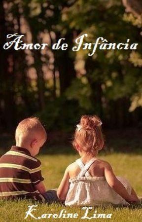 Amor de Infância by Kalima1111